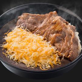 カルビチーズ黒カレー