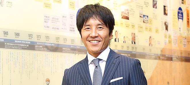 代表取締役社長 河村泰貴