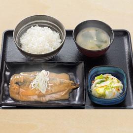 鯖󠄀みそ定食