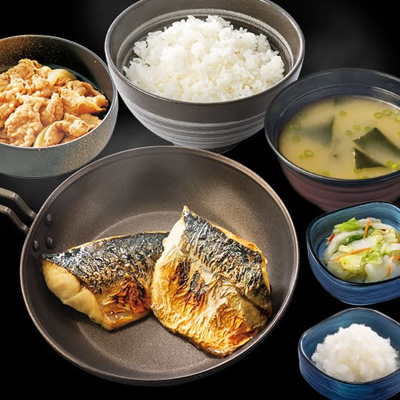 Teishoku is a popular meal in Japan and is commonly gluten free.