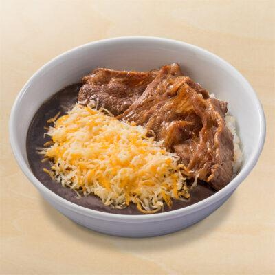 カルビ×チーズ黒カレー