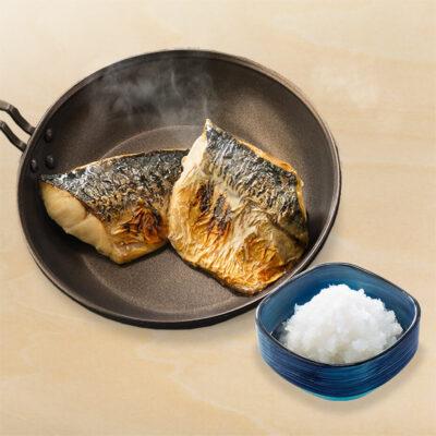 炙り塩鯖(単品)