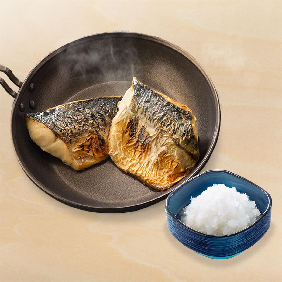 炙り塩鯖󠄀(単品)
