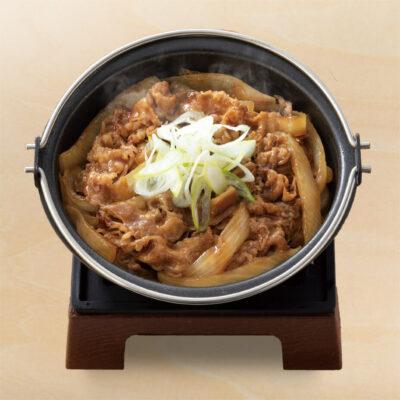 牛の鍋焼き(単品)