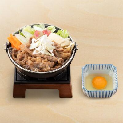 黒毛和牛すき鍋(単品)
