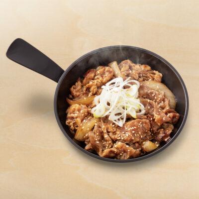 牛焼肉皿(単品)