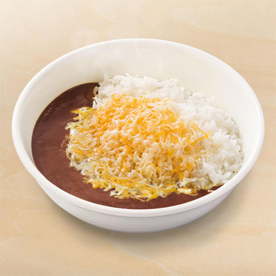 チーズ黒カレー