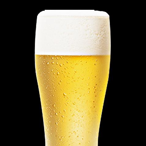 ビール(グラス)